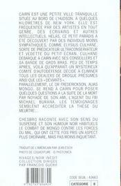 Le Langage Des Cannibales - 4ème de couverture - Format classique