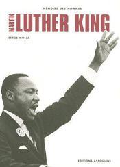 Martin Luther King. Extraits Des Principaux Discours - Intérieur - Format classique