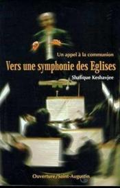 Vers une symphonie des eglises - Couverture - Format classique