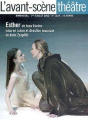 Esther - Couverture - Format classique