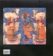 Tissus Indiens. Tradition Et Modernite - 4ème de couverture - Format classique