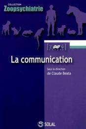 La communication - Couverture - Format classique