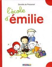 L'école d'Emilie - Couverture - Format classique