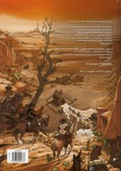 Western valley t.2 ; la culasse du diable - 4ème de couverture - Format classique