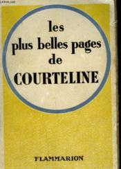 Les Plus Belles Pages De Courteline. - Couverture - Format classique