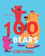 100 bears - Couverture - Format classique