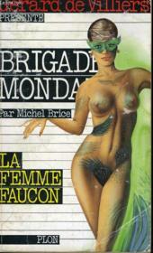La Femme Faucon - Couverture - Format classique