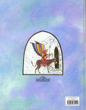 Paques Avec Le Petit Anon - 4ème de couverture - Format classique