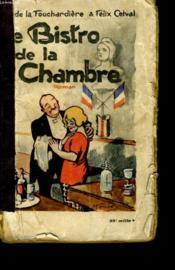 Le Bistro De La Chambre. - Couverture - Format classique