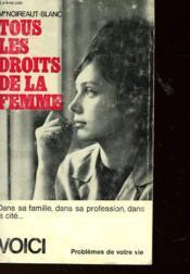 Tous Les Droits De La Femme - Couverture - Format classique