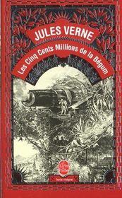 Les cinq cent millions de la begum - Intérieur - Format classique