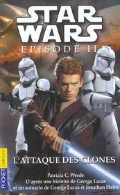 Star Wars - épisode II ; l'attaque des clones - Intérieur - Format classique