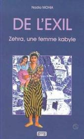 De L'Exil - Couverture - Format classique