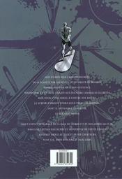 Le Surfer D'Argent T.2 - 4ème de couverture - Format classique