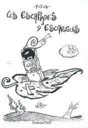 Les escapades d'Escargus - Couverture - Format classique