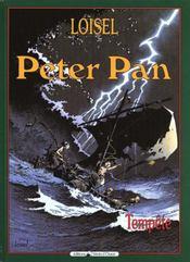 Peter Pan t.3 ; tempête - Intérieur - Format classique