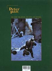 Peter Pan t.3 ; tempête - 4ème de couverture - Format classique