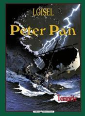 Peter Pan t.3 ; tempête - Couverture - Format classique