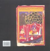 Miniature indienne - 4ème de couverture - Format classique