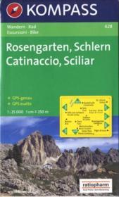 Catinacio, Sciliar ; 628 - Couverture - Format classique