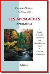 Les Appalaches / Appalachia - Couverture - Format classique