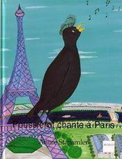 Poussierot Chante A Paris - Intérieur - Format classique