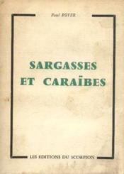 Sargasses et caraibes - Couverture - Format classique