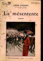 La Mesentente. Collection : Select Collection N° 208 - Couverture - Format classique