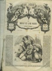 Romans Du Jour Illustresles Mille Et Une Nuits. Contes Arabes. - Couverture - Format classique