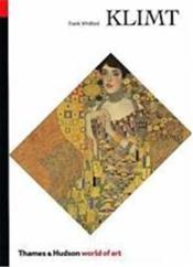 Klimt (World Of Art) /Anglais - Couverture - Format classique