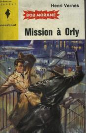 Mission A Orly - Couverture - Format classique