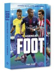 Agenda scolaire foot (édition 2019/2020) - Couverture - Format classique