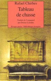 Tableau De Chasse - Couverture - Format classique