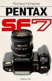 Pentax Sf 7 - Couverture - Format classique