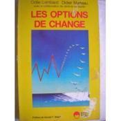 Options de change - Couverture - Format classique