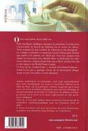Djihad ou le salut de mary - 4ème de couverture - Format classique