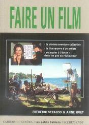 Faire un film - Intérieur - Format classique