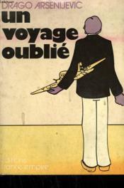 Un Voyage Oublie. ( Recit). - Couverture - Format classique