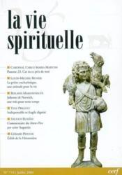 Vie Spirituelle Vs753 - Couverture - Format classique