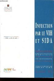 Infection par le VIH et SIDA - Couverture - Format classique