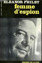 Femme D'Espion - Couverture - Format classique