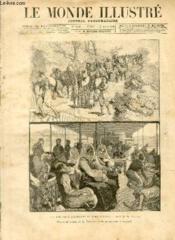 LE MONDE ILLUSTRE N°1814 Les émigrants bosniaques et herzégoviens - Couverture - Format classique