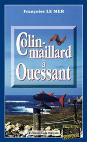 Colin-Maillard A Ouessant - Couverture - Format classique