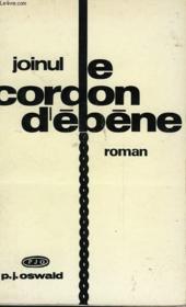 Le Cordon D'Ebene - Couverture - Format classique