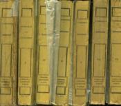 Memoires De J. Casanova De Seingelat - Suivi De - Fragments De Memoires Du Prince De Ligne - 8 Volumes - Couverture - Format classique