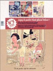 Fluide glacial deluxe t.9 - 4ème de couverture - Format classique