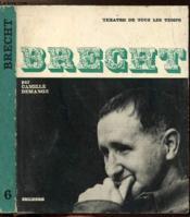 Bertolt Brecht - Collection Theatre De Tous Les Temps N°6 - Couverture - Format classique