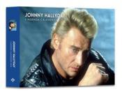 L'agenda-calendrier Johnny Hallyday (édition 2020) - Couverture - Format classique
