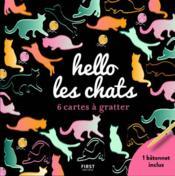 Hello les chats - Couverture - Format classique
