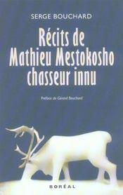 Recits De Mathieu Mestokosho - Intérieur - Format classique